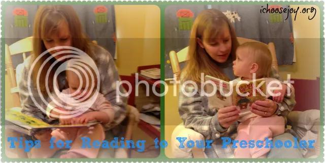 Read to Your Preschooler