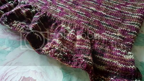 I tried to knit the BEPPU top and made two massive mistakes...how did the top turn out, and what was my major fix?