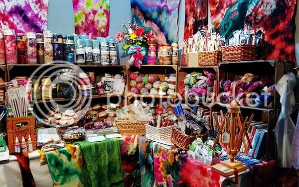 edinburgh yarn festival 2016