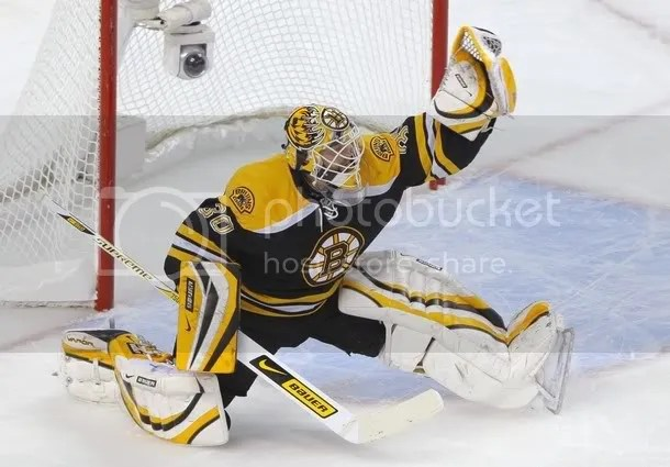 Timmy was a beast in the crease this year! I think hes a lock for the Vezina.