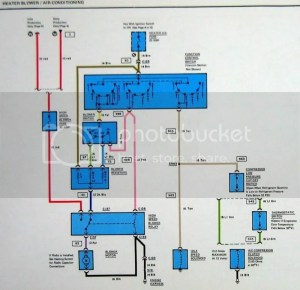 Need a good 77 AC wiring diagram  CorvetteForum