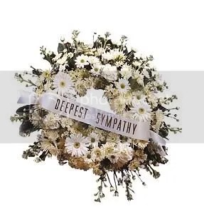 funeral wreath Pictures, Images and Photos
