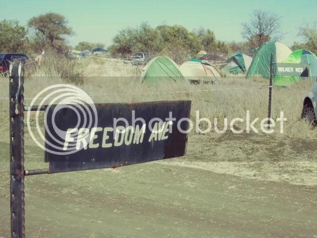 Oppikoppi Bewilderbeast Freedom Wolmer