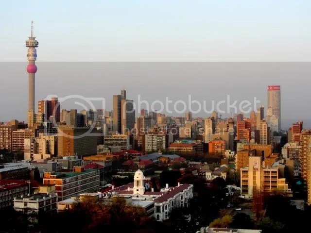 Parktonian Hillbrow View