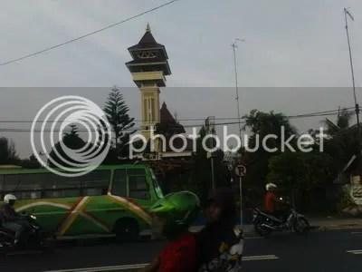 Menara Masjid  Rembang