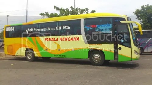 Pahala Kencana Surabaya-Bandung