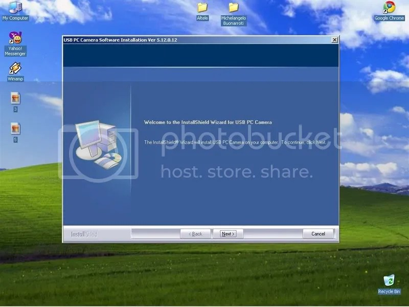 Cum se instaleaza Webcam-ul pe pc? (2/6)