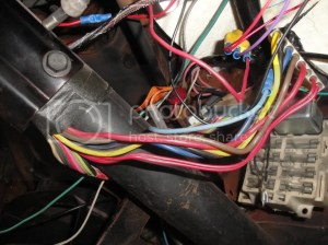 under dash harness more questions added