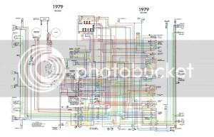 79 wiring diagram  CorvetteForum  Chevrolet Corvette