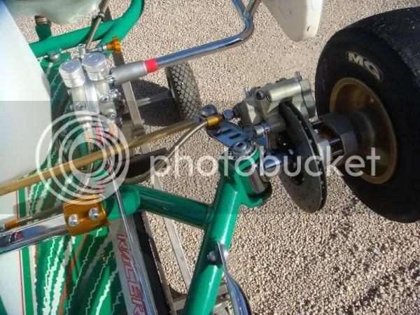 RF Brake Area