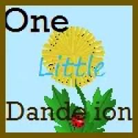 One Little Dandelion