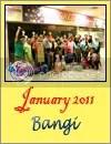 Bangi January 2011