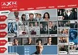 Októberi műsor - AXN