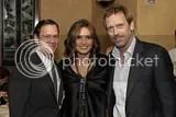 Hugh Laurie és Mariska Hargitay a Spagóban