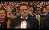 Hugh Laurie az Emmy-átadón