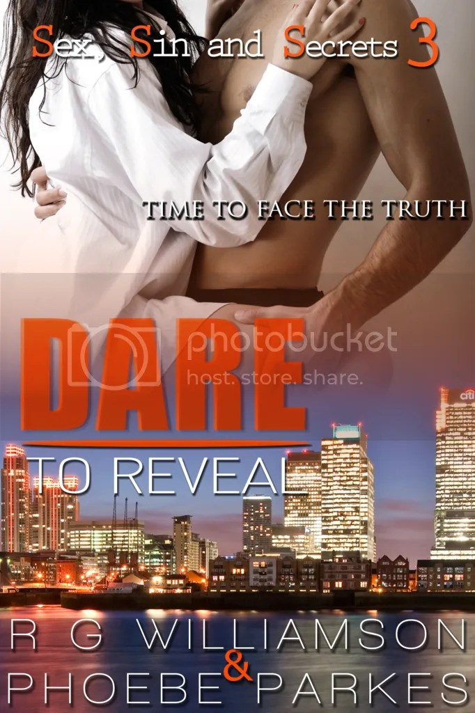 DARE TO REVEAL (SEX, SIN & SECRETS #3)