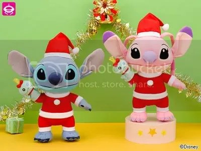 #LS066 – Stitch Plushie with Scrump Puppet - $25