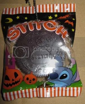#LS041 – Stitch Halloween Cookie Keychain - $12