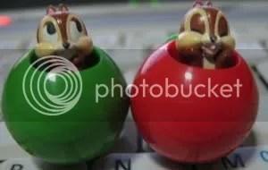 #MF007 – Chip & Dale in Fruit Tumbler - S$2.50
