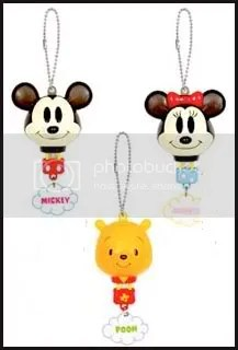 #MF006 – Disney Hot Air Balloon Keychain - S$2.80