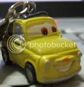 #OD018 – Disney Pixar Cars Keychain - $2.80 (3 designs)