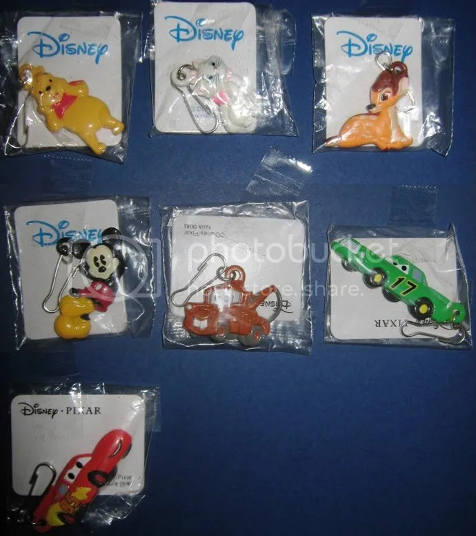 #OD017 – Disney Yujin Pendants - $3 each