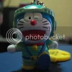 #OD020 - Doraemon Keychain / Pencil Topper - $3