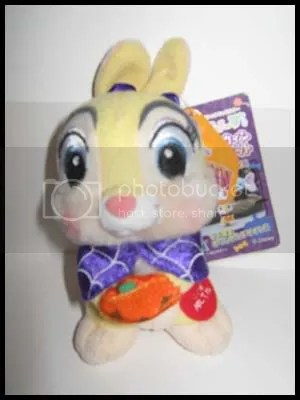 #OD001 Ms Bunny Hallowen Lighted Pumpkin - S$15.50