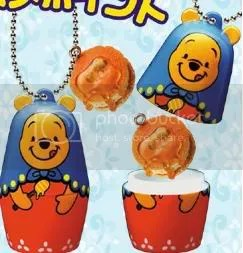 #WP019 – Re-ment Disney Matryoshka Doll - $10.50