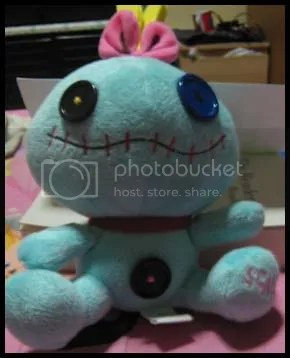 #LS031 – Scrump Sitting Down Plush - S$18
