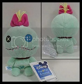 #LS004 - Disney Scrump Doll Plush - S$28.00