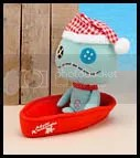 #LS027 – Scrump in the Boat Plush - S$15.00