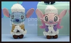 #LS009 - Stitch & Angel Native Costume - $9 (each), $16 (both)
