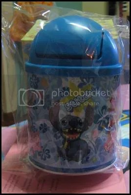 #LS033 – Lilo & Stitch Mini Dustbin - S$24