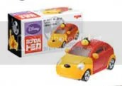 #MF001 – Stitch /Mickey/ Winnie Mini Cars - $5