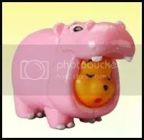 #WP009 – Peek-a-Pooh in Hippo - S$2.50