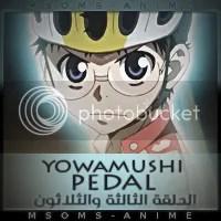 Yowamushi Pedal 33 (1/2)