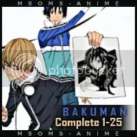 Bakuman Complete [1-25]