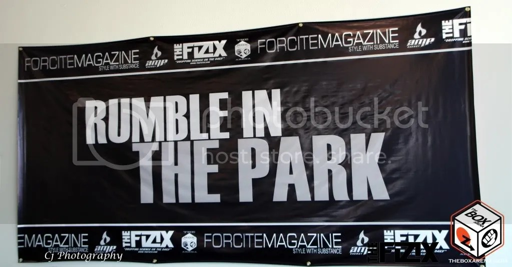 Rumble in the Park: Revenge
