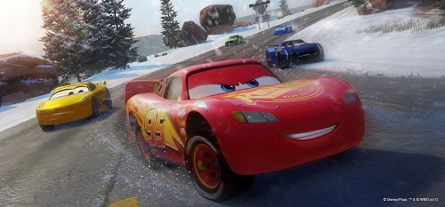 Cars 3 Driven To Win PS3-DUPLEX
