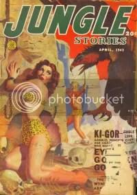 Eyrie of the Golden Goddess (April 1943)