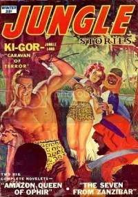 Caravan of Terror [2] (Winter 1952-1953)