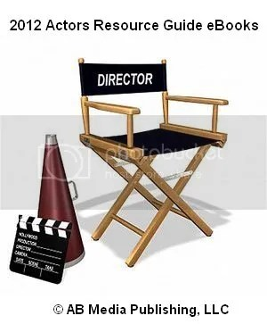 2012 Actors Resource Guide eBooks Now Available