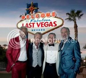Michael Douglas Robert De Niro Kevin Kline Morgan Freeman Last Vegas