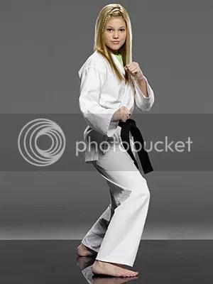 Olivia Holt Kickin' It
