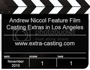 Andrew Niccol Film Casting