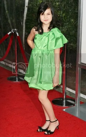 Adorable Bailee Madison In Dress Photo