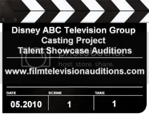 Disney ABC TV Talent Showcase Auditions