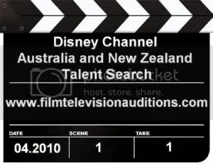 Disney Australia and New Zealand Talent Search