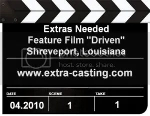 Extras Needed In Shreveport